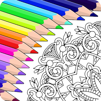 Colorfy: Coloring Book for Adults - Free app