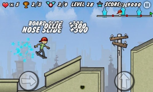 Skater Boy screenshot 2