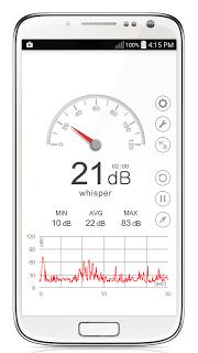 Sound Meter screenshot 1