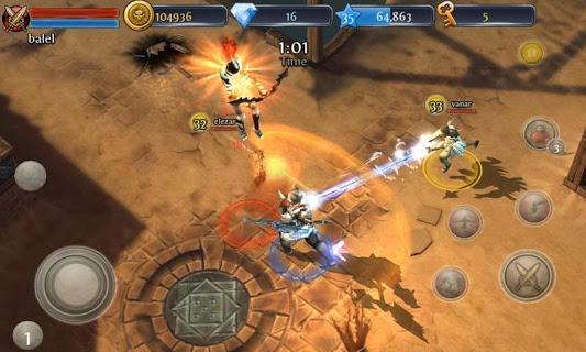 Dungeon Hunter 3 screenshot 2