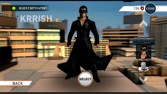 Krrish 3 pc screenshot 1