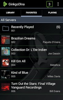 Dlna Player pc screenshot 1