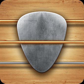 Real Guitar Free - Chords, Tabs & Simulator Games app