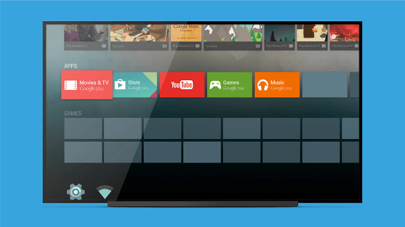 Android Tv Launcher screenshot 2