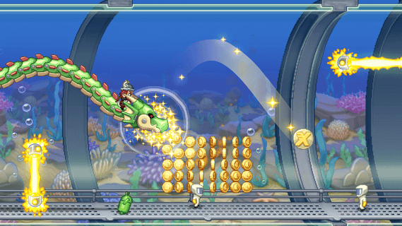 Jetpack Joyride screenshot 1