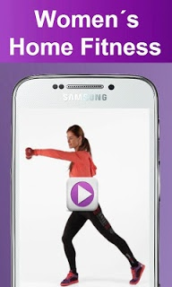 Women's Home Fitness APK screenshot 1