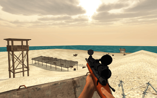 Shooting 3D screenshot 1