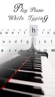 Piano Sound for Kika keyboard screenshot 1