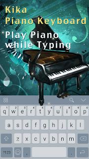 Piano Sound for Kika keyboard screenshot 2