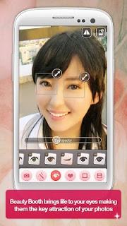 Beauty Booth screenshot 1