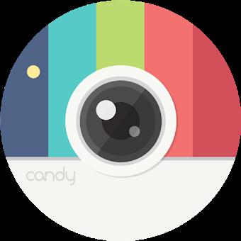 Candy Camera - selfie, beauty camera, photo editor app