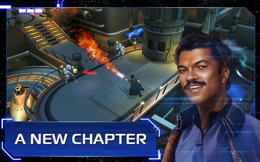 Star Wars Uprising screenshot 1