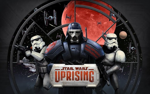 Star Wars Uprising screenshot 2