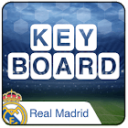 Real Madrid Keyboard app