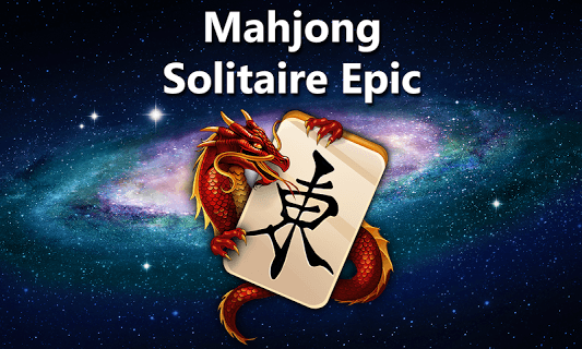 Mahjong Epic screenshot 1
