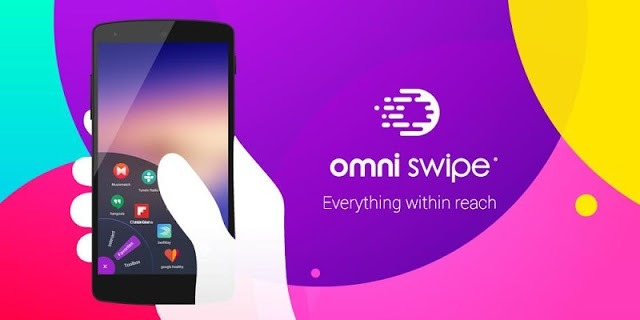 Omni Swipe - Small and Quick screenshot 1