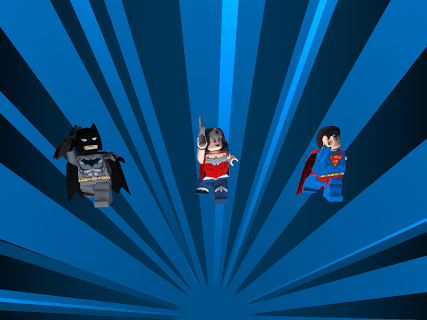 Lego Dc Super Heroes screenshot 1