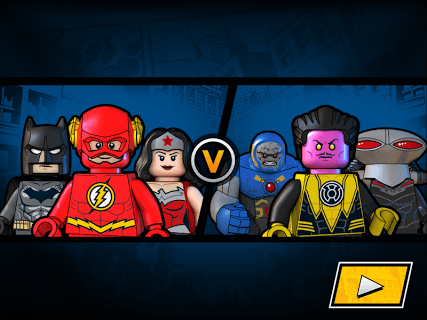 Lego Dc Super Heroes screenshot 2