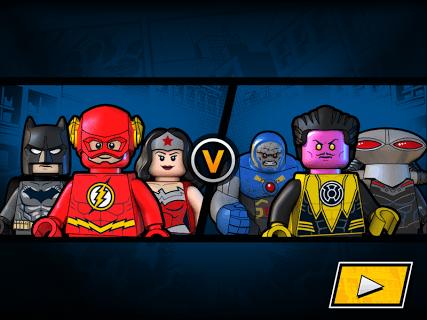 Lego Dc Super Heroes pc screenshot 1