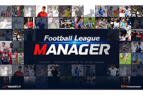 Line Football League Manager screenshot 1