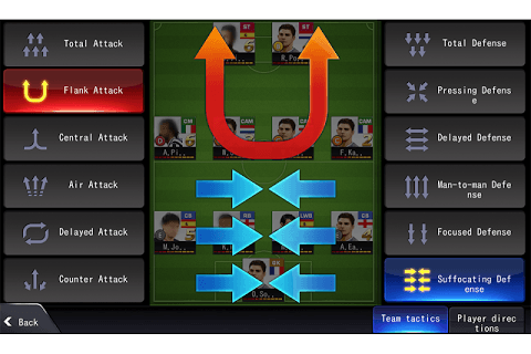 Line Football League Manager screenshot 2