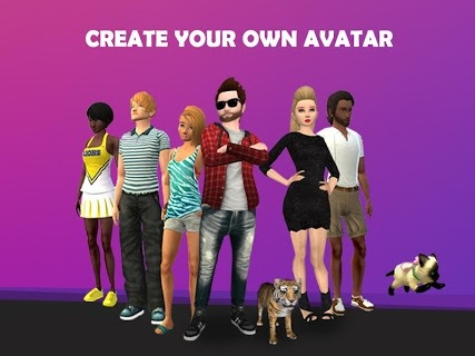 Avakin Life screenshot 1