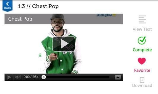 Hip Hop Dance W/ Harlem Shake APK screenshot 1