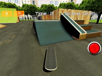 Skateboard screenshot 1