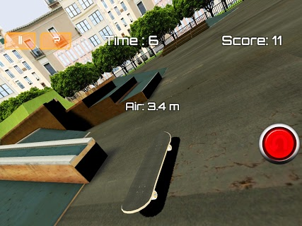 Skateboard screenshot 2
