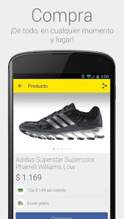 Mercado Libre: Encuentra tus marcas favoritas screenshot 1