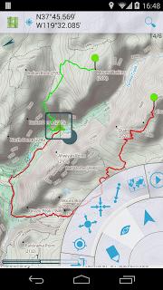 GPS Essentials screenshot 2