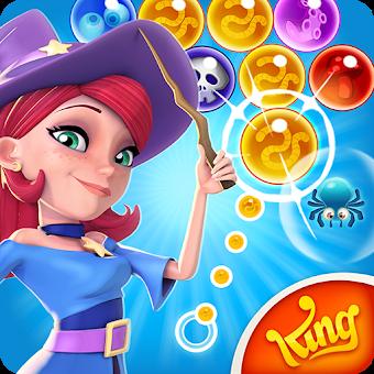 Bubble Witch 2 Saga app