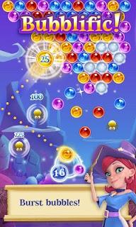 Bubble Witch 2 Saga screenshot 1