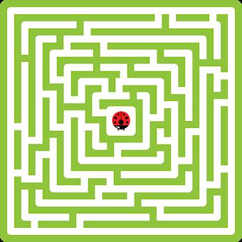 Maze King app