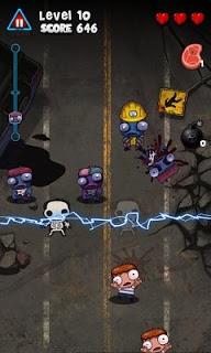 Zombie Smasher screenshot 2