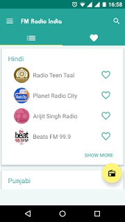 Fm Radio India All Stations screenshot 2