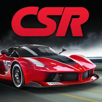 Csr Racing app