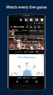 NCAA March Madness Live screenshot 1