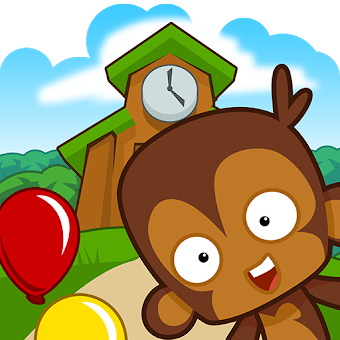 Bloons Monkey City app