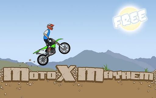 Moto X Mayhem APK screenshot 1