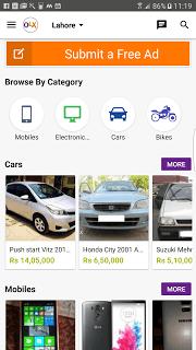 Olx Pakistan for Windows PC - Free Download