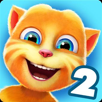 Talking Ginger 2 app