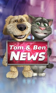 Talking Tom & Ben News screenshot 1