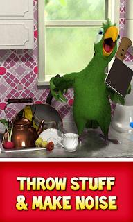 Talking Pierre the Parrot screenshot 2