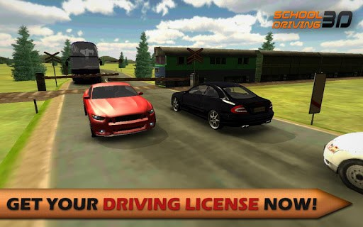 School Driving 3D screenshot 1
