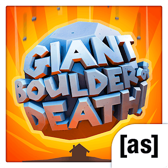 Giant Boulder Of Death app