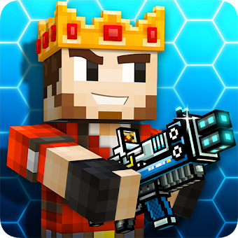 Pixel Gun 3D (Pocket Edition) app