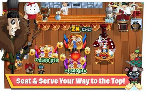 Diner Dash screenshot 2
