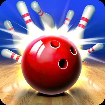 Bowling King app