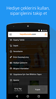 Hepsiburada screenshot 2
